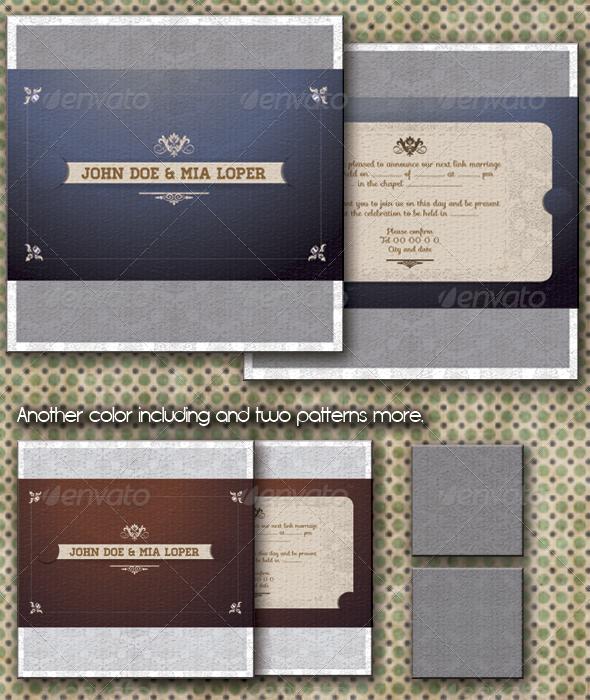 Invitation to Wedding - Weddings Cards & Invites