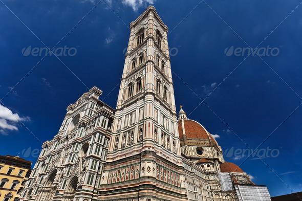 Duomo di Firenze - Stock Photo - Images