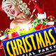 Christmas Special Party A4 Flyer - GraphicRiver Item for Sale