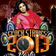 Clock Strikes 2013 Party Flyer - GraphicRiver Item for Sale