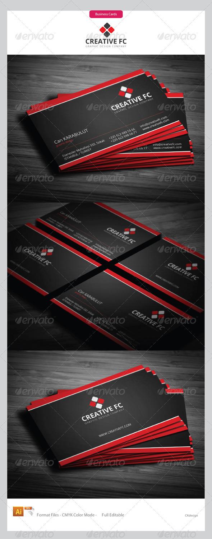 Corporate Business Cards 235 - Corporate Business Cards