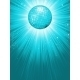 Party Banner with Disco Ball - GraphicRiver Item for Sale