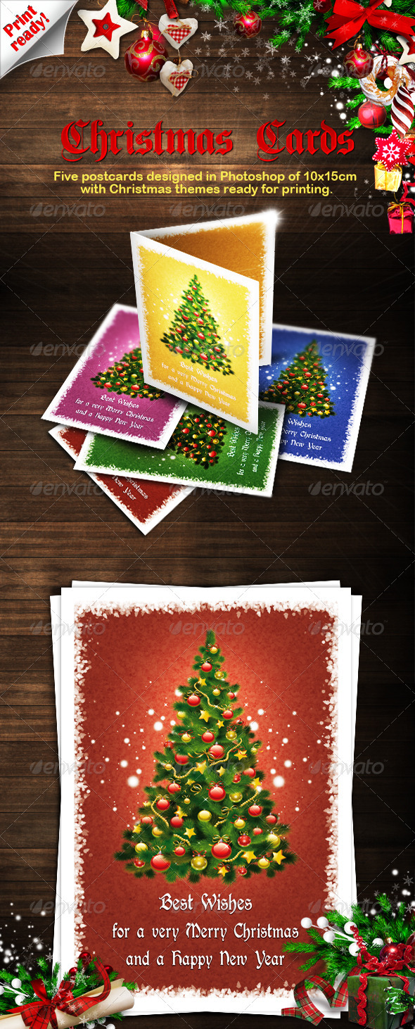 Christmas Cards - Holiday Greeting Cards