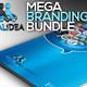 Socialidea: Social Media ID Mega Branding Bundle - GraphicRiver Item for Sale