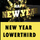 New Year Lower Third - VideoHive Item for Sale