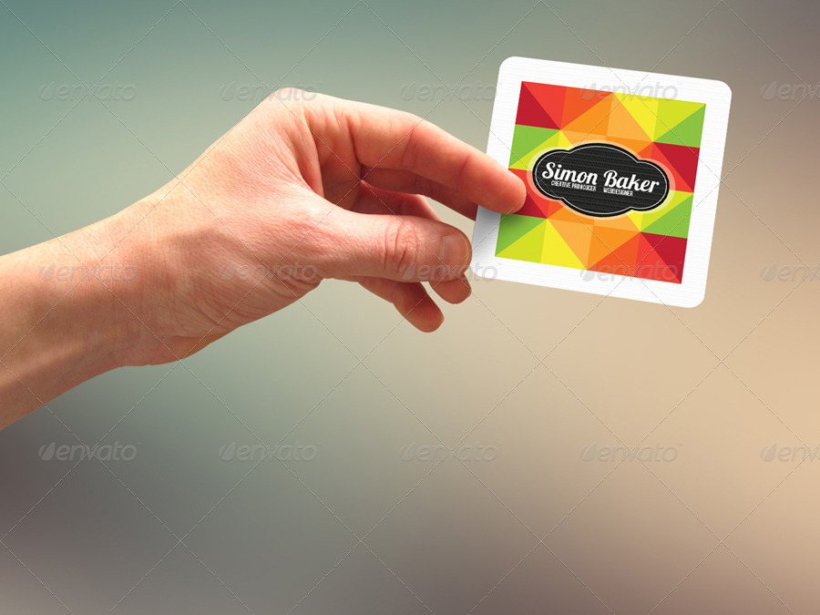 Micro business card by dutchflow graphicriver micro business card colourmoves