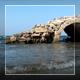 Old Destroyed Bridge