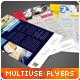 Multipurpose Corporate Flyers, Magazine Ads Vol. 9 - GraphicRiver Item for Sale