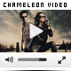 Chameleon - HTML5 Video Player with Flash Backup