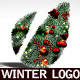 Christmas Logo - VideoHive Item for Sale