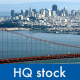 Golden Gate & San Francisco - VideoHive Item for Sale