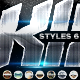 Metal Steel Photoshop Layers Styles V6 - GraphicRiver Item for Sale