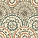 Vector Seamless Vintage Oriental Pattern - GraphicRiver Item for Sale