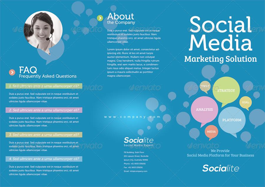 social media half