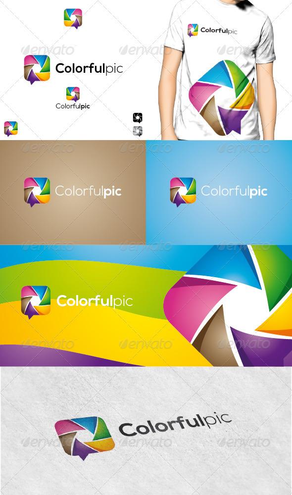 Colorfulpic Logo - Symbols Logo Templates