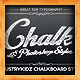 Chalkboard Photoshop Layer Styles - GraphicRiver Item for Sale