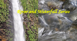 River and Waterfall Series