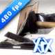 Crushing Laptop 480fps - VideoHive Item for Sale