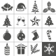 Christmas Icons Set - Simplus Series - GraphicRiver Item for Sale