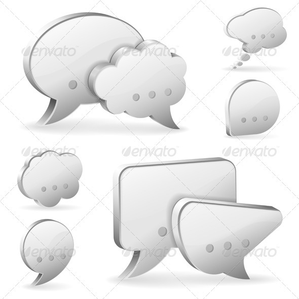 Speech Bubbles - Web Technology
