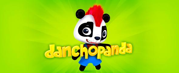 Panda logo02v