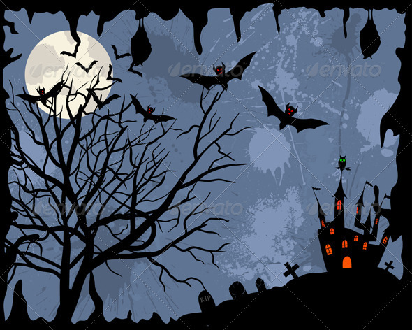 Halloween Card - Halloween Seasons/Holidays