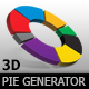 3D Pie Chart - GraphicRiver Item for Sale
