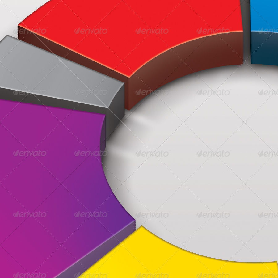 3d pie chart by themetor graphicriver 063d pie chart generator 3d infographic mockupg nvjuhfo Images