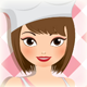 Chef Girl  - GraphicRiver Item for Sale