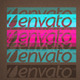 Glitchy Colorful Logo - VideoHive Item for Sale