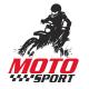 Moto Sport Logo - GraphicRiver Item for Sale