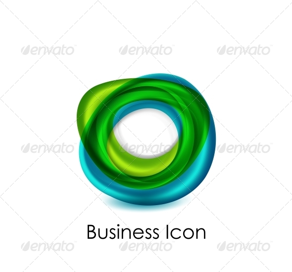 Abstract Business Icon - Decorative Symbols Decorative