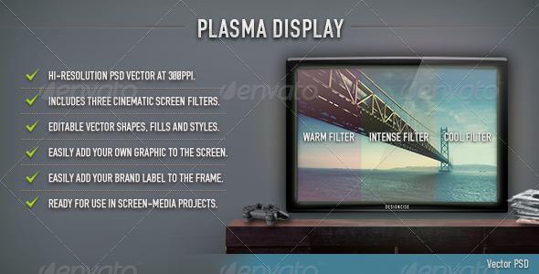 Plasma Display - TV Displays