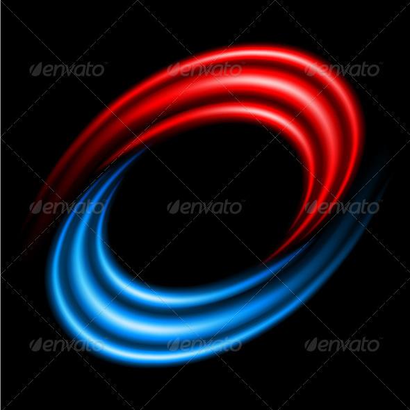 Swirl Sign - Decorative Vectors