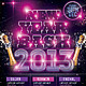New Year Bash Party Flyer - GraphicRiver Item for Sale