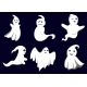 Mystery Ghosts - GraphicRiver Item for Sale