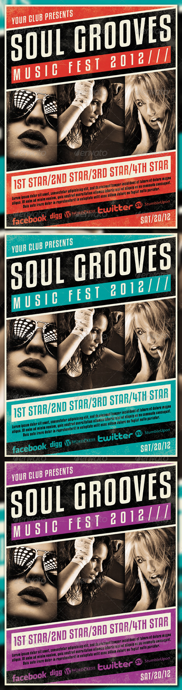SOUL GROOVES - Concerts Events