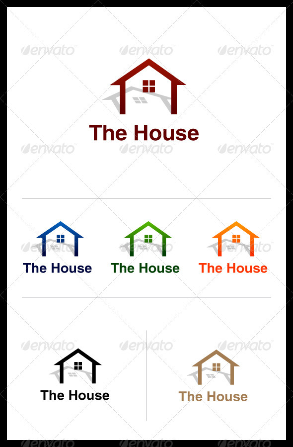 Housing Logo - Buildings Logo Templates