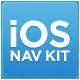 iOS Navigation Kit - GraphicRiver Item for Sale