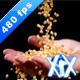 Holding Corn Kernels 480fps - VideoHive Item for Sale