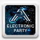 Electronic Party - GraphicRiver Item for Sale