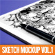 Sketch Multipurpose Mockup - GraphicRiver Item for Sale