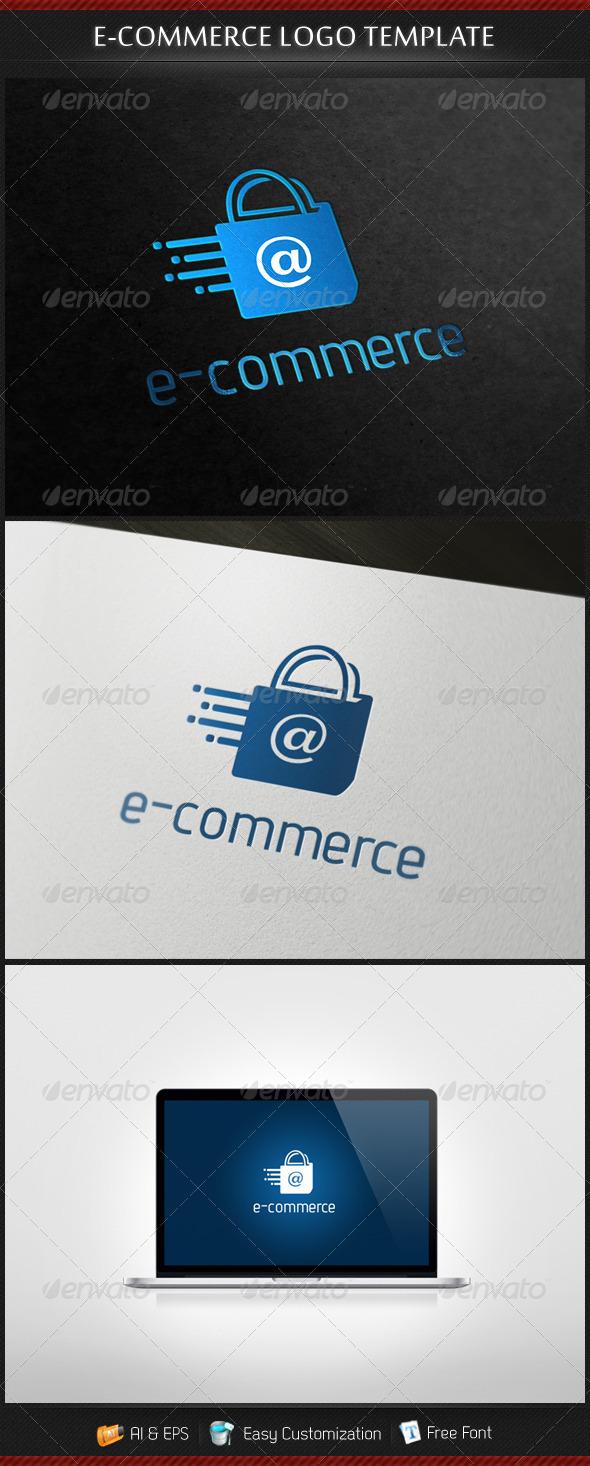 e-Commerce Logo - Objects Logo Templates