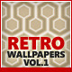 Retro Wallpapers Vol.1 - GraphicRiver Item for Sale