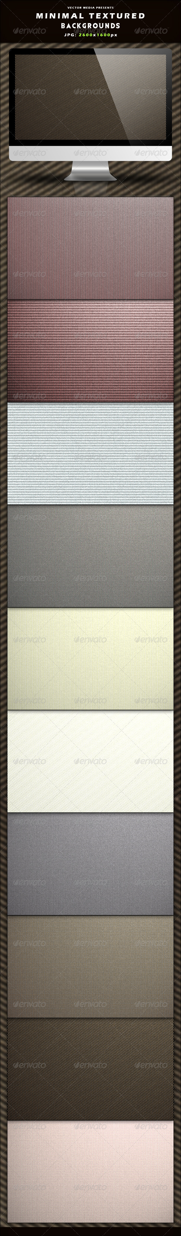Minimal Textured - Backgrounds - Patterns Backgrounds