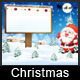 Vector Christmas Sign - GraphicRiver Item for Sale
