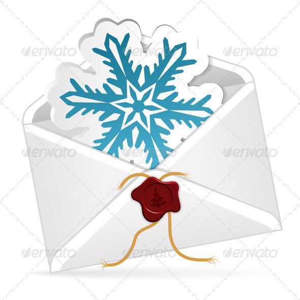 Christmas Email - Christmas Seasons/Holidays