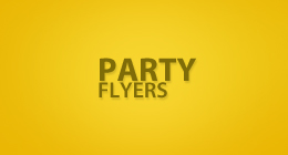 Party Flyers
