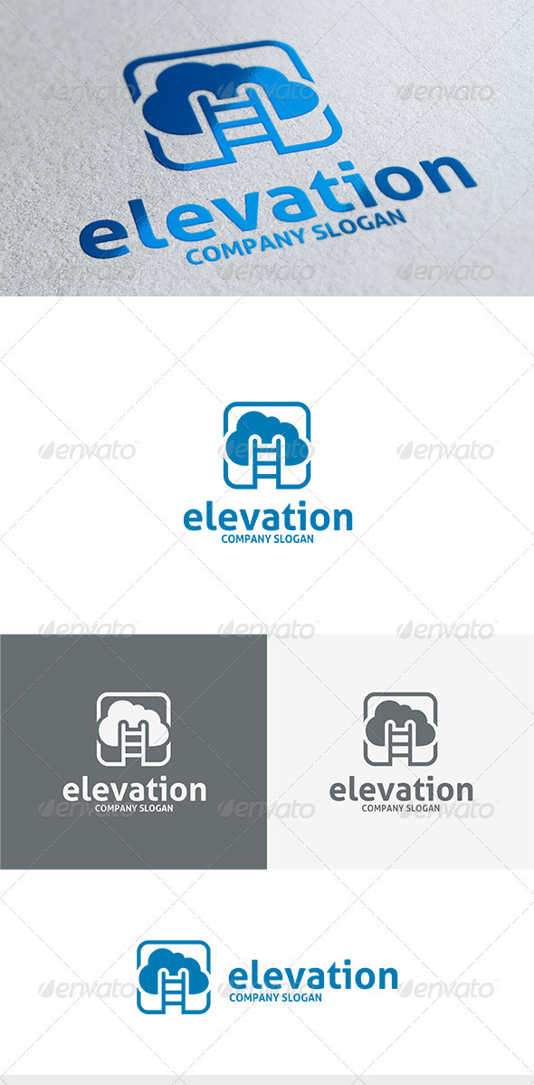 Elevation Logo - Symbols Logo Templates