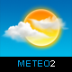 Meteo Weather Icon Suite - GraphicRiver Item for Sale